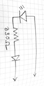 led-resistor-diode-circuit